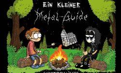Ein kleiner Metal-Guide – Comic-Buch von Alistration
