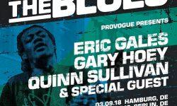 The Mascot Label Group Launch Rockin' The Blues 2018 Tour