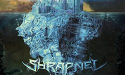"SHRAPNEL – neues Album ""Raised On Decay"" am 29.09."