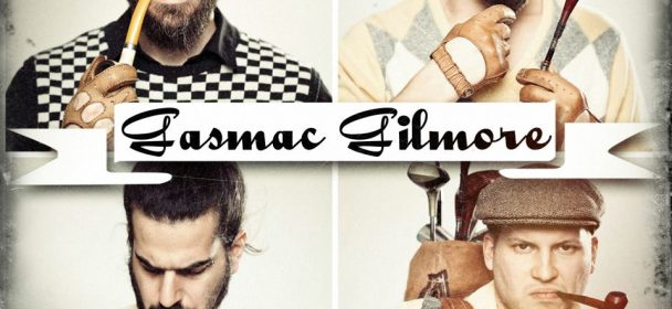 Interview: GASMAC GILMORE, 27-08-2017, Hanau / Amphitheater