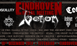 Eindhoven Metal Meeting: My Dying Bride cancelled / Dark Tranquillity added