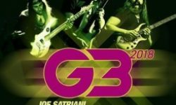 Live-Review: G3 Tour 2018, U.J.Roth / J. Petrucci / J.Satriani jammen in der Offenbacher Stadthalle