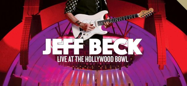 Jeff Beck (GB) – Live At The Hollywood Bowl (2 CD + DVD)