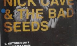 Bericht und Fotos von NICK CAVE & THE BAD SEEDS in Hamburg -online!!!