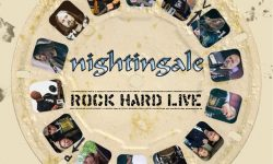 "NIGHTINGALE – Launch new single off ""Rock Hard Live"" release!"