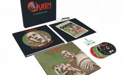 "QUEEN ""News of the World"" – spannendes Box-Set zum 40. Jubiläum ab 17.11."