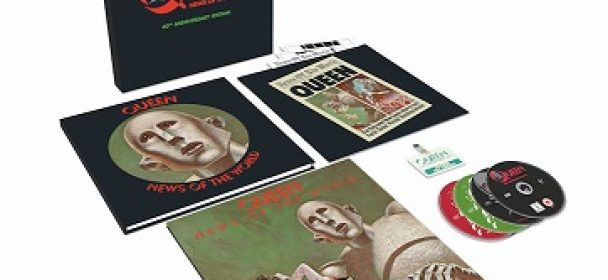 """QUEEN """"News of the World"""" – Box-Set ab 17.11. – Trailer online"""