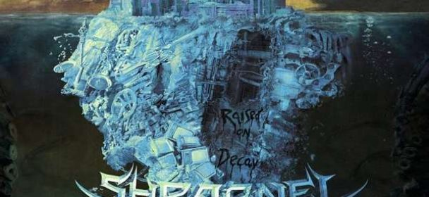Shrapnel (GB) – Raised On Decay