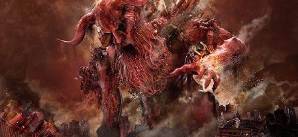 """MORBID ANGEL – neues Album """"Kingdoms Disdained"""" erscheint am 1.12."""