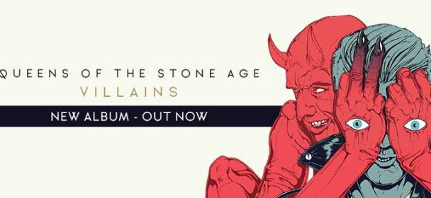 QUEENS OF THE STONE AGE – Villains World Tour 2017