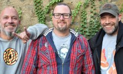 Interview: MUNDSTUHL, Hanau / Amphitheater, 21-09-2017