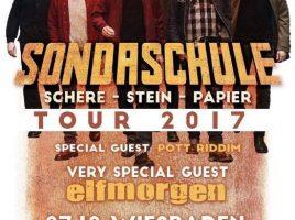 SONDASCHULE, 27.10.2017, Wiesbaden / Schlachthof
