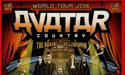 AVATAR – A Special Message From The King / Tour 2018