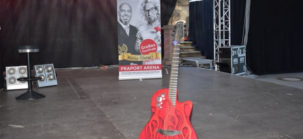 Live-Review: 50 Jahre MUNDSTUHL-Mütze-Glatze! Simply The Pest , 21.09.2017, Hanau Amphitheater