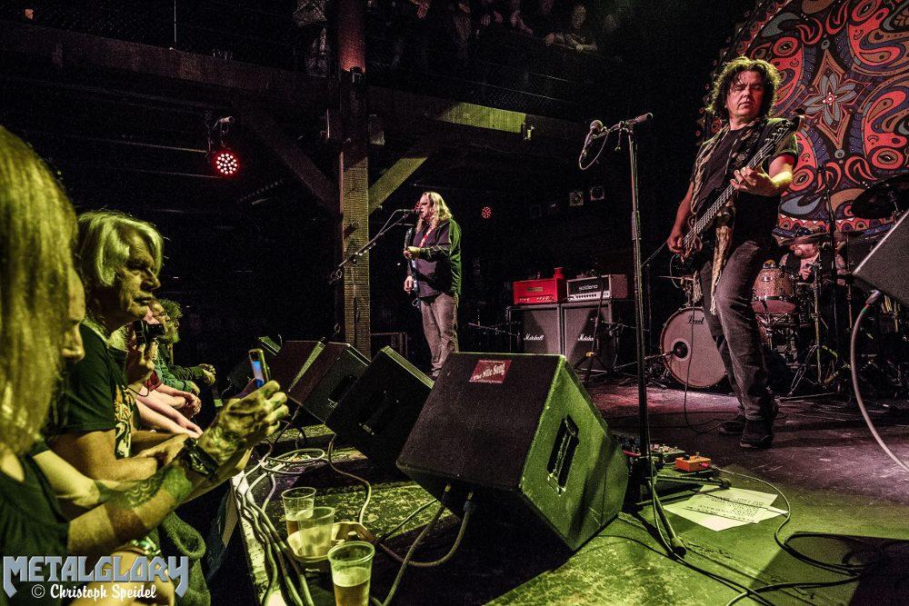 """Gov't Mule """"Revolution Come… Revolution Go"""" Tour 2017, Live at Fabrik Hamburg"""