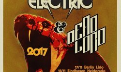 IMPERIAL STATE ELECTRIC im November auf TOUR