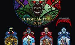 Iron Maiden – Legacy Of The Beast European Tour 2018