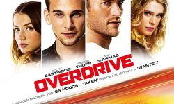 Overdrive – Think Fast, Drive Faster (Blu-ray – Film)