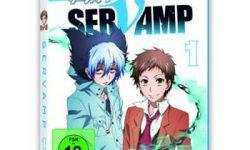 Vampire topaktuell: SERVAMP Volume 1 ab 24. November exklusiv bei Nipponart