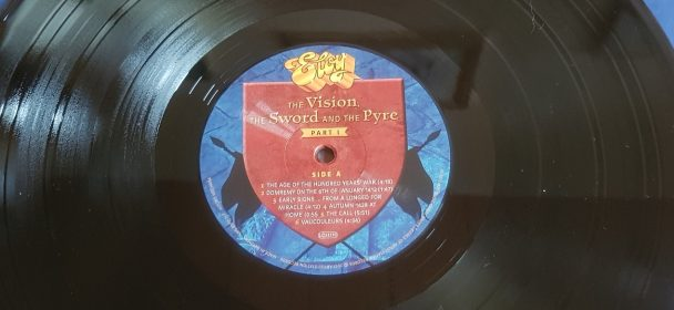 ELOY – The Vision, The Sword & The Pyre -Part I-  / Vinyl Edition