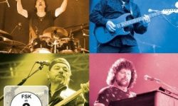 "VANILLA FUDGE: Live At Sweden Rock 2016 ""The 50th Anniversary"" -CD/DVD-"