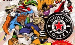 Down 'n' Outz (GB) – The Further Live Adventures Of… (2 CD + DVD)