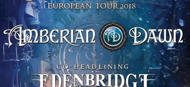 EDENBRIDGE + Amberian Dawn – Live 2018