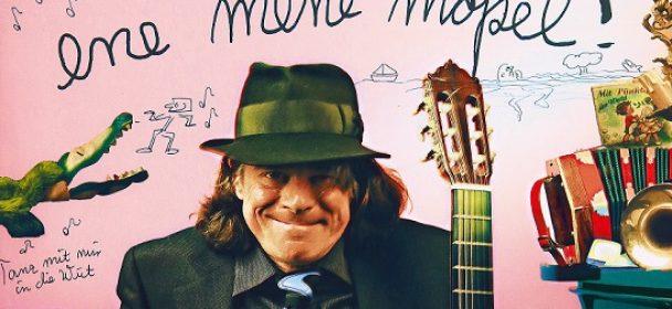 """Helge Schneider: """"ene mene mopel! Tournee 2-18"""""""