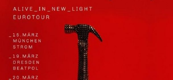 IAMX – mit neuem Album auf Tour