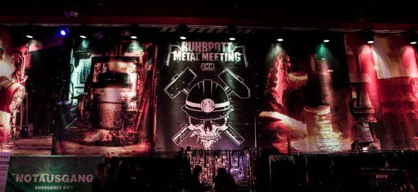 Ruhrpott Metal Meeting 08./09.12.2017 Oberhausen Turbinenhalle
