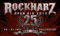 ROCKHARZ 2018: POWERWOLF, CANNIBAL CORPSE und SODOM dabei