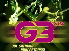 G3 Tour 2018, 27-03-2018 Offenbach / Stadthalle