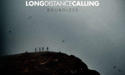 "LONG DISTANCE CALLING launch ""Boundless"" album player"