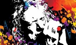 "Robert Plant & The Sensational Space Shifters ""Live At David Lynch's Festival Of Disruption"" am 9.2."