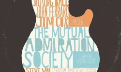Sterling Ball, John Ferraro And Jim Cox (USA) – The Mutual Admiration Society