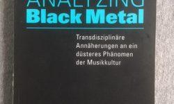 Analyzing Black Metal (Sammelband)