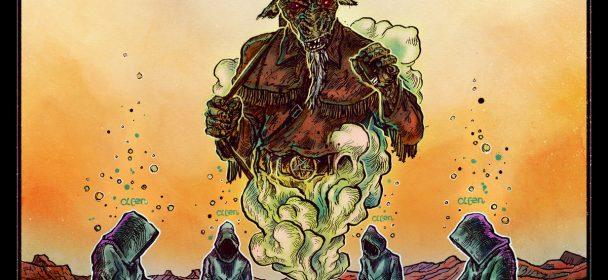KARMA TO BURN (USA) / SONS OF ALPHA CENTAURI (UK) – The Definitive 7″ Trilogy!