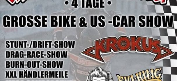 Bike And Music Weekend – 2. bis 5.8. Geiselwind