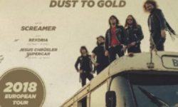 BULLET – Tour im Mai, Album im April