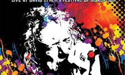 Robert Plant & The Sensational Space Shifters(GB) – Live At David Lynch's Festival Of Disruption (DVD)