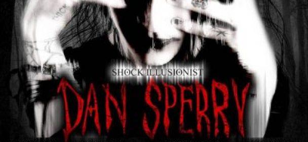 Vorbericht: DAN SPERRY – Shock Illusionist- The Strange Magic-Tour 2018 !!!