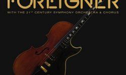 Kult-Rock-Band Foreigner- Album-VÖ mit großem Orchester & Chor (CD, DVD, LP, DLX) am 27.04.