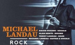 Michael Landau (USA) – Rock Bottom