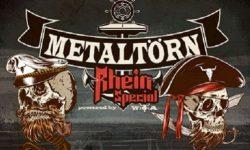 Metaltörn – Rhein Special – Die schwimmende W:O:A Warm-Up-Party in Köln