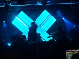 ESKIMO CALLBOY, TO THE RATS AND WOLVES, NOVELISTS – 09.03.2018 Rostock Mau