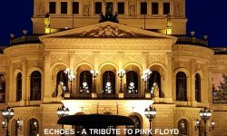 "Livereview: ECHOES – A Tribute To Pink Floyd ""Barefoot To The Moon"", 10-03-2018 Alte Oper FFM"