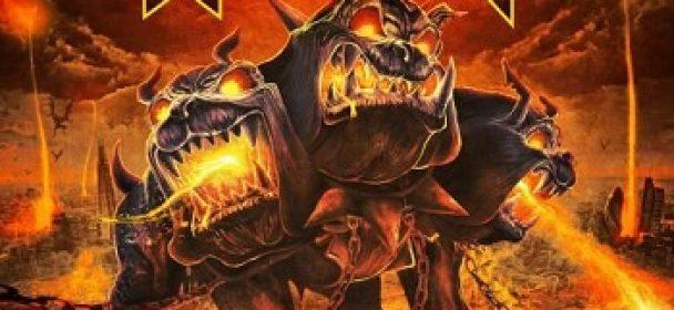 "MONUMENT announce new album ""Hellhound"""
