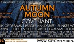 AUTUMN MOON – Festival 2018 in Hameln mit u.a. Covenant, Diary Of Dreams, Dool  !!!