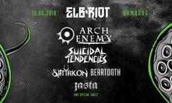 Elbriot Festival 2018 – neue Bands bestätigt