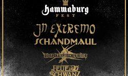 News: HAMMABURG FEST am Fr., 17.08.2018 – Open Air Grossmarkt mit u.a. In Extremo, Die Apokalyptischen Reiter